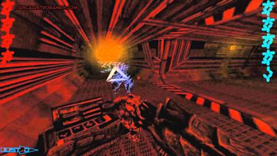 Capture d'écran du jeu Aliens Vs Predator