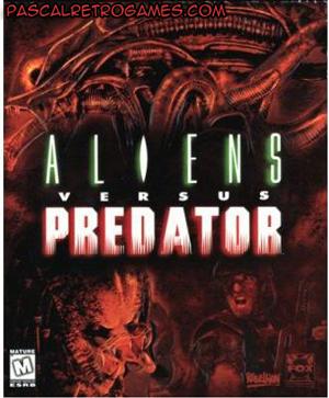 Jaquette du jeu Alien VS Predator