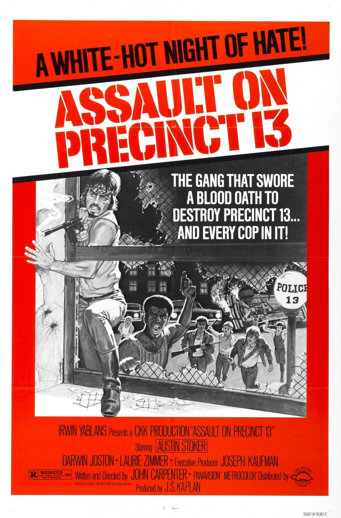 assault on precinct 13 / assaut