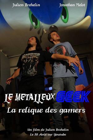 le métalleux geek la relique des gamers