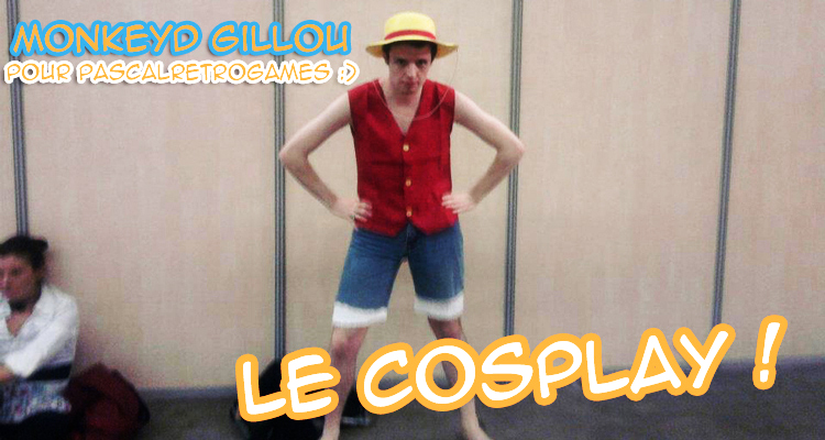cosplay-MonkeyD-Gillou