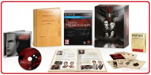 deadly premonition the director's cut classified edition EUR