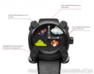 montre mario de romain jerome