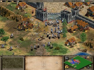 Age of Empires : un assaut