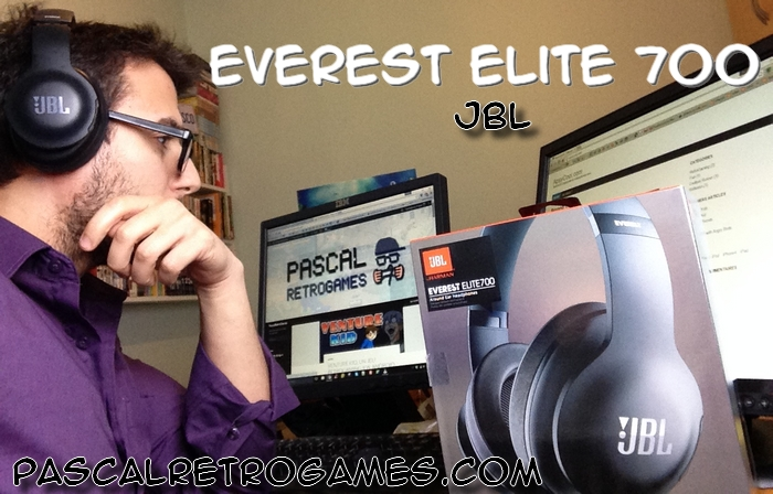 everest elite 700 de JBL