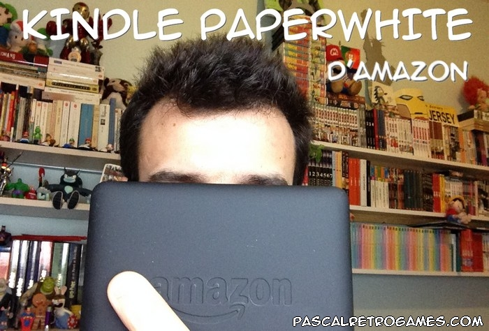 Kindle Paperwhite d' Amazon