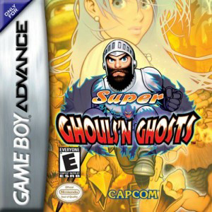 Super Ghouls'n Ghosts sur GBA