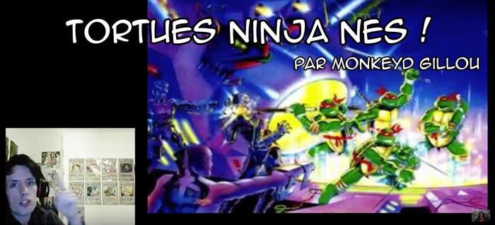 tortues ninja nes