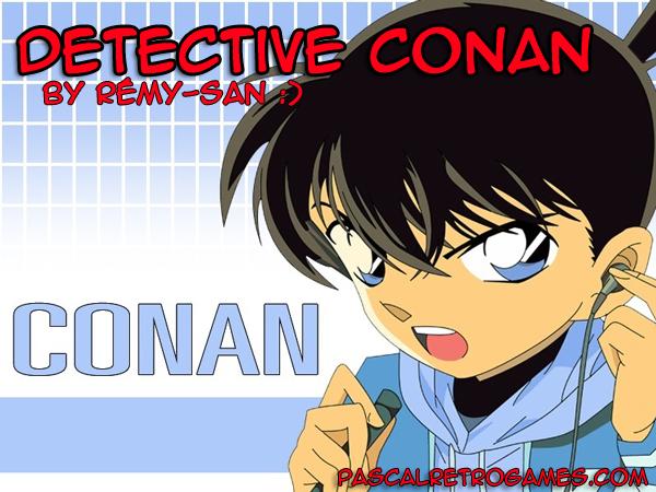manga detective conan
