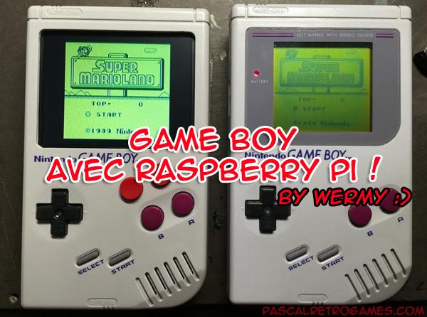 game boy raspberry pi