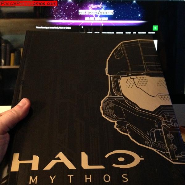 halo mythos