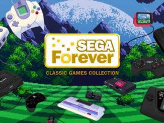 le logo du projet SEGA Forever