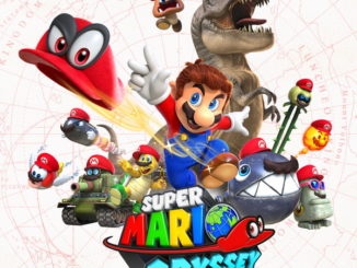 Super Mario Odyssey à l'E3 2017