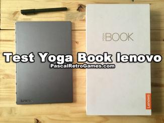 avis yoga book lenovo