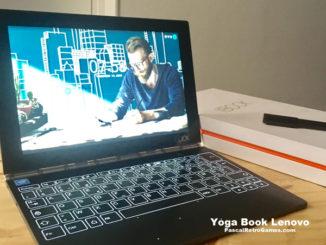 Yoga Book Lenovo