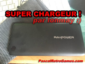 super chargeur : rav power !