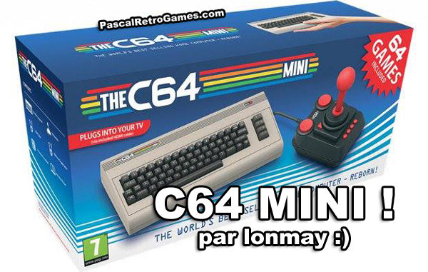 commodore c64 !