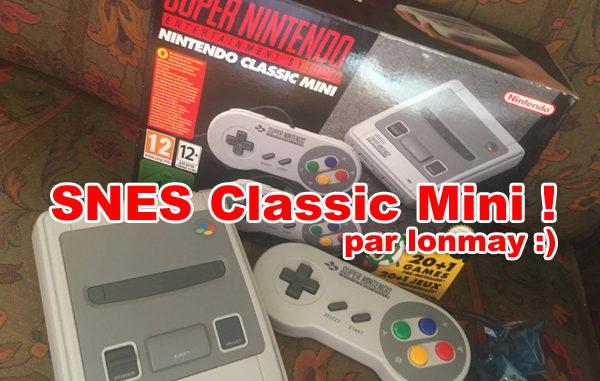 SNES Mini Classic