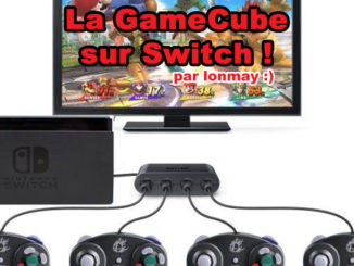 Game Cube sur Nintendo Switch