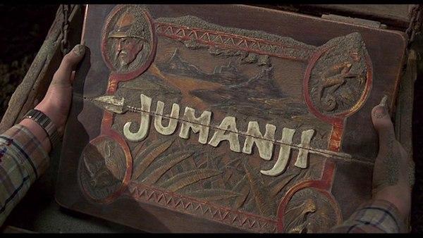 Le jeu du Jumanji