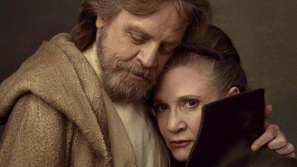 Luke et Leia