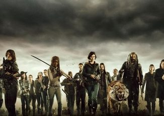 saison 8 episode 9 de : the walking dead