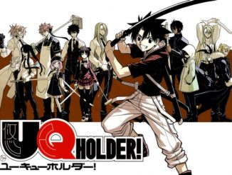 manga Uq Holder