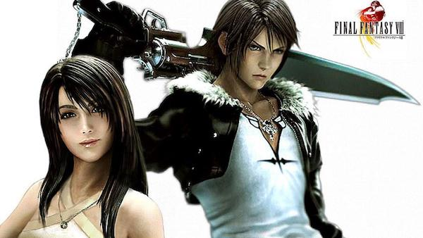 Final Fantasy VIII sorti sur PlayStation