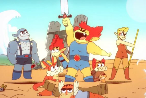 Thundercats Roar Remake Non Merci