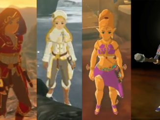Zelda Breath of the Wild Mod