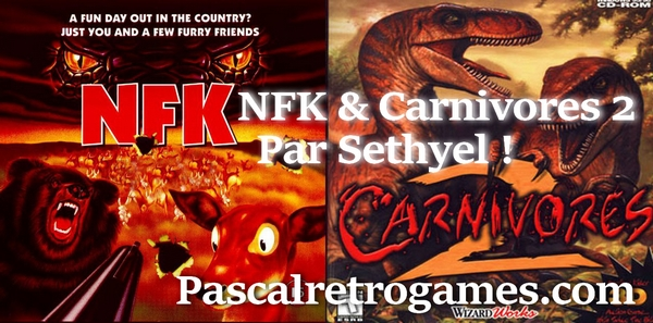 Natural Fawn Killer et Carnivores 2