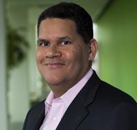 Président de NoA Reggie Fils-Aimé