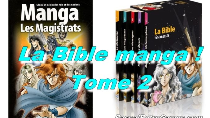 BIBLE MANGA • LES MAGISTRATS (VOL. 2) Azumi Ryo